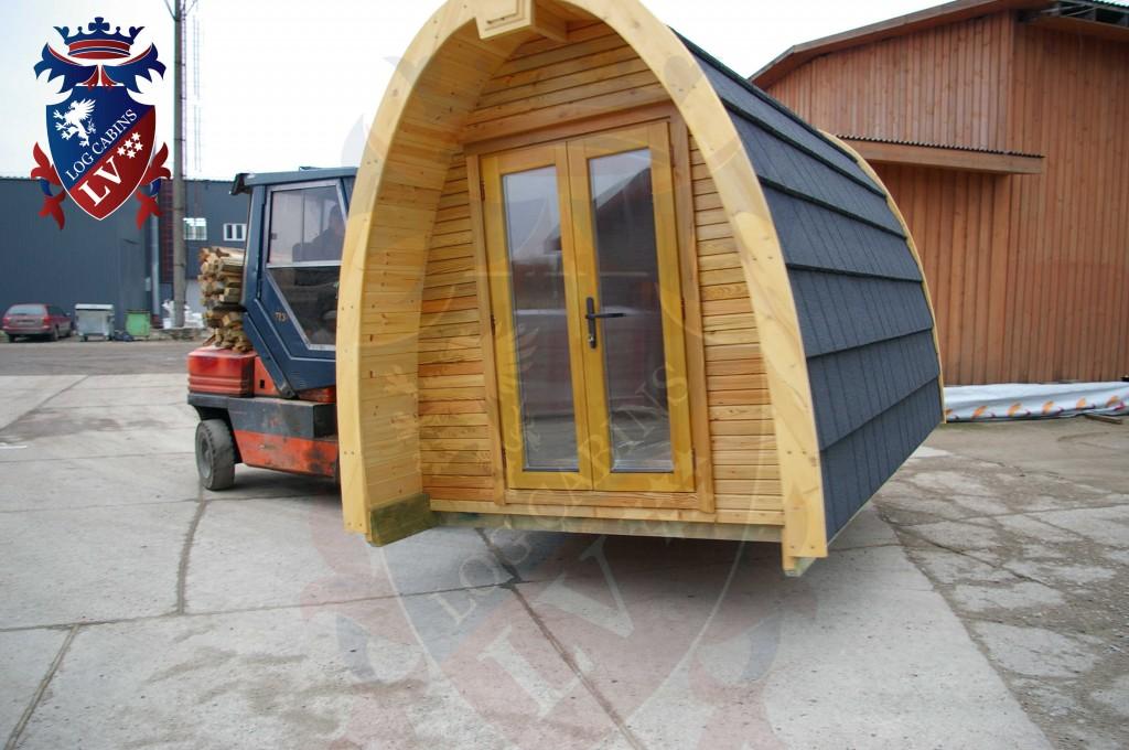 Camping Pods Logcabinslv  059