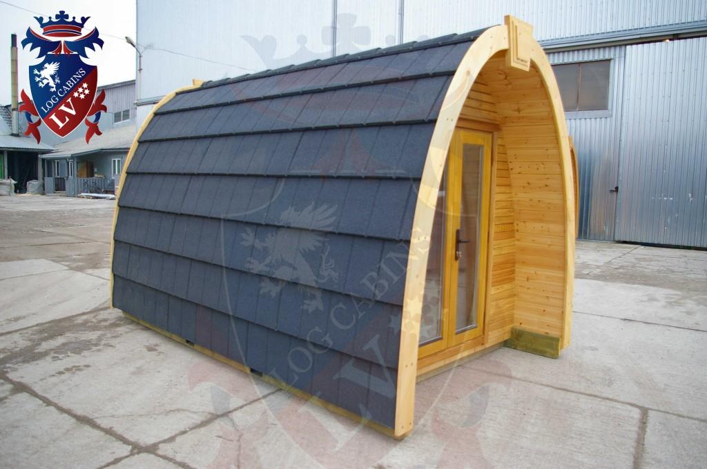 Camping Pods Logcabinslv  064