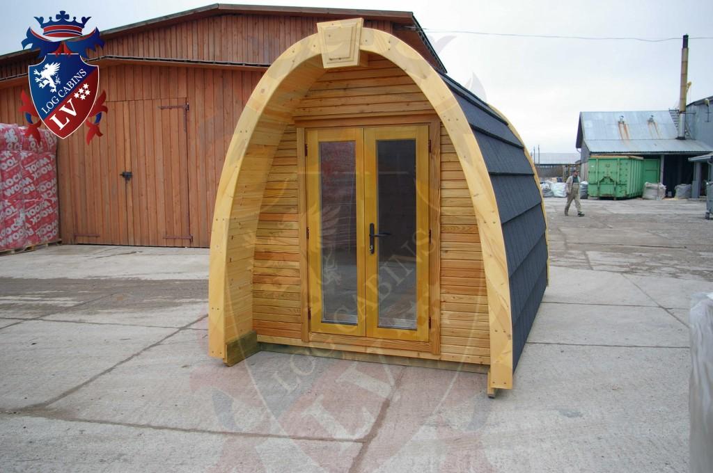 Camping Pods Logcabinslv  084