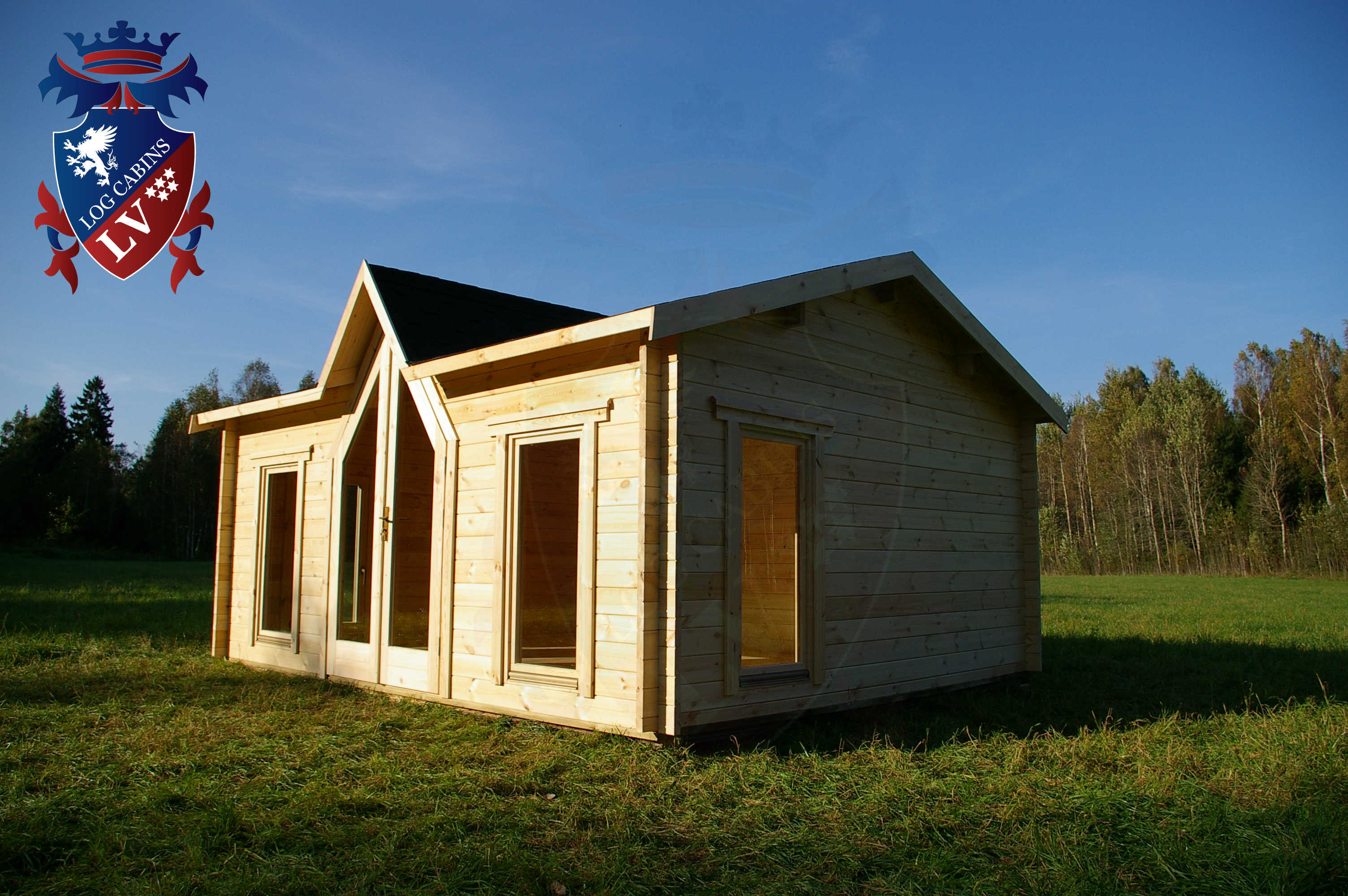 chapel log cabins