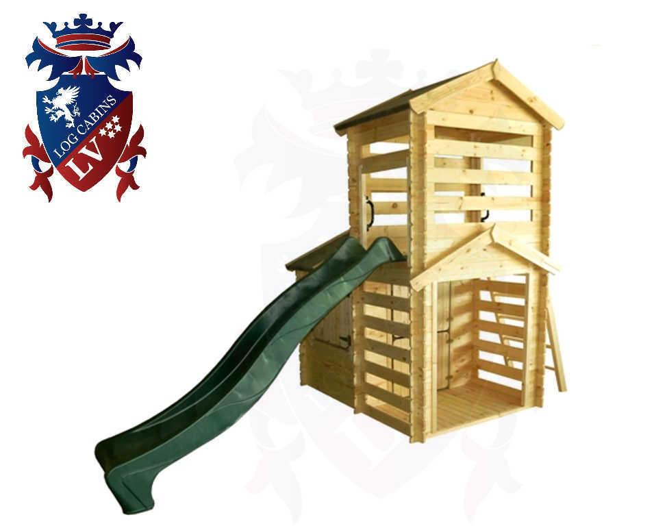 Children Play Houses  191
