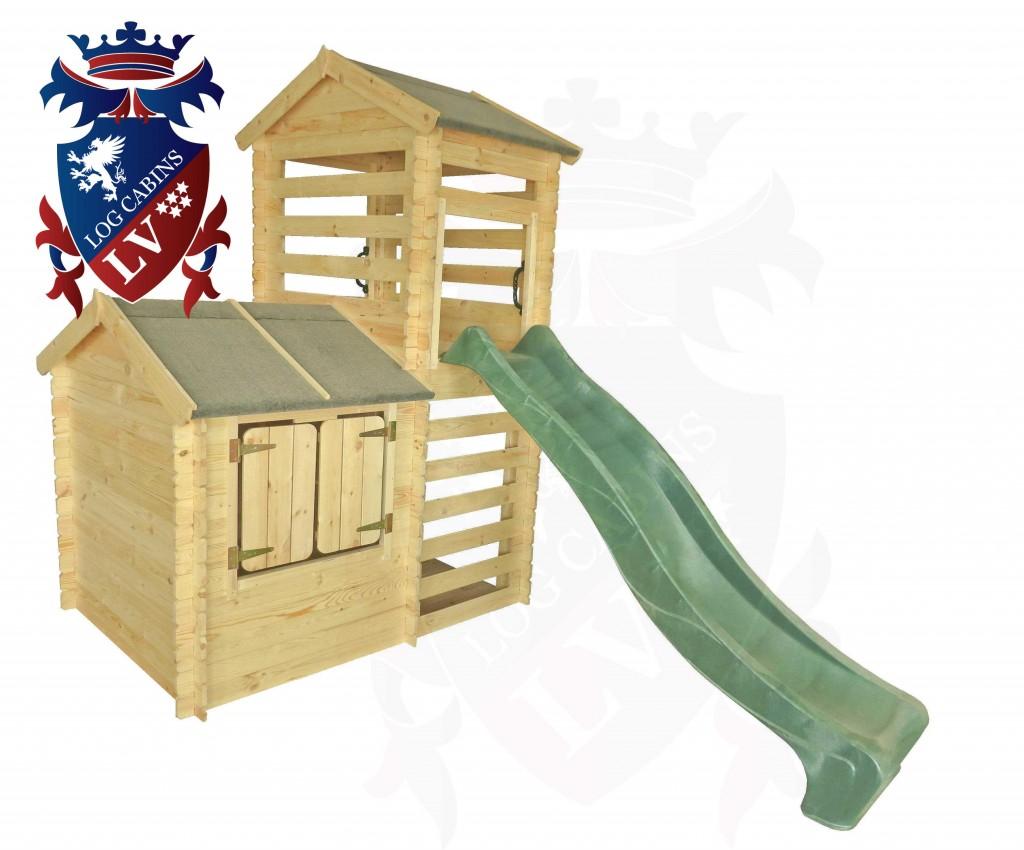 Children Play Houses  200