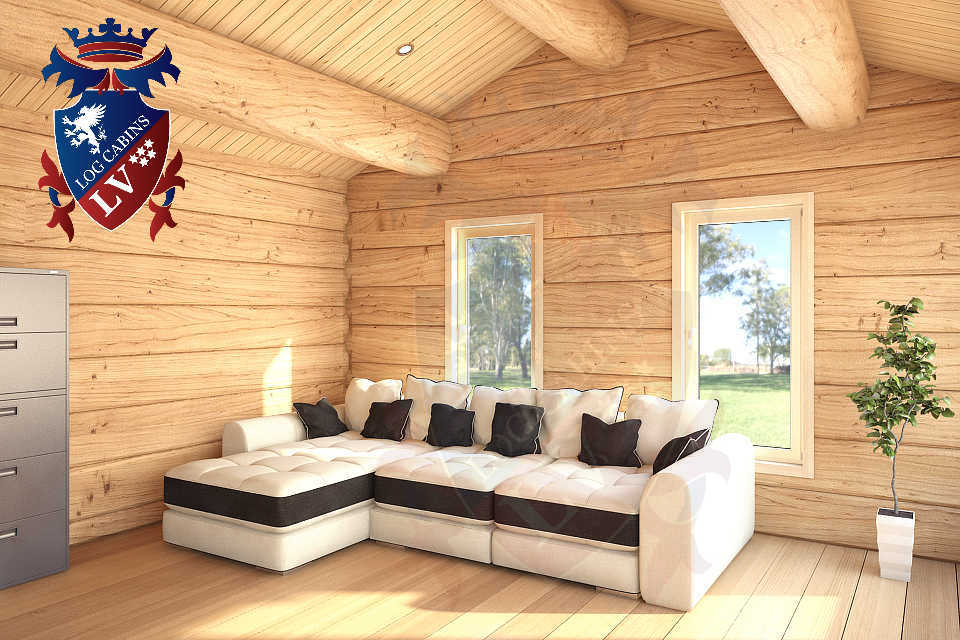Clock House Log Cabins   1472