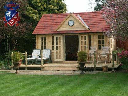Clock House Log Cabins  74