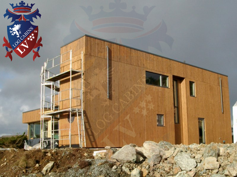 Delux Energy efficient passive housing UK  03