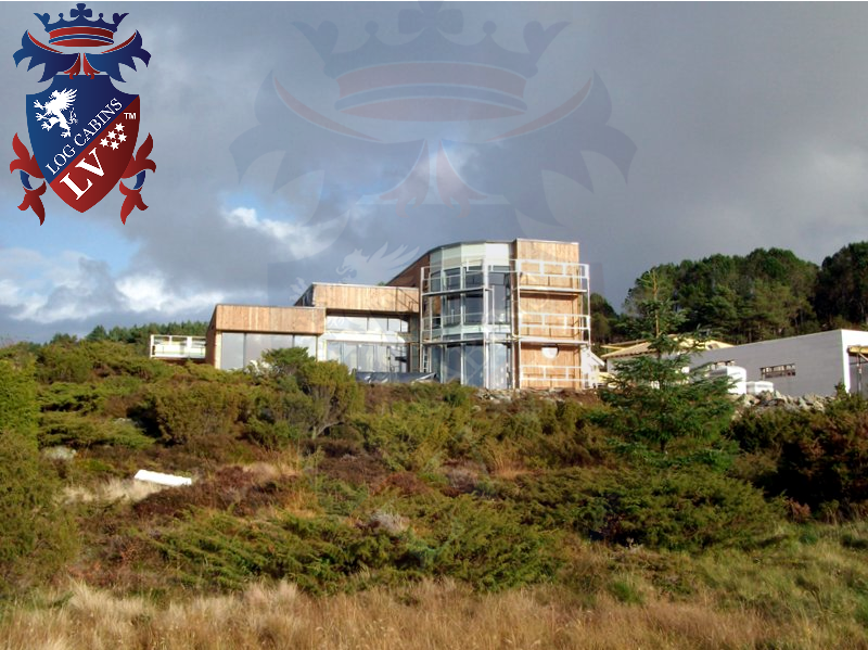 Delux Energy efficient passive housing UK  06