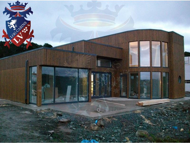 Delux Energy efficient passive housing UK  13
