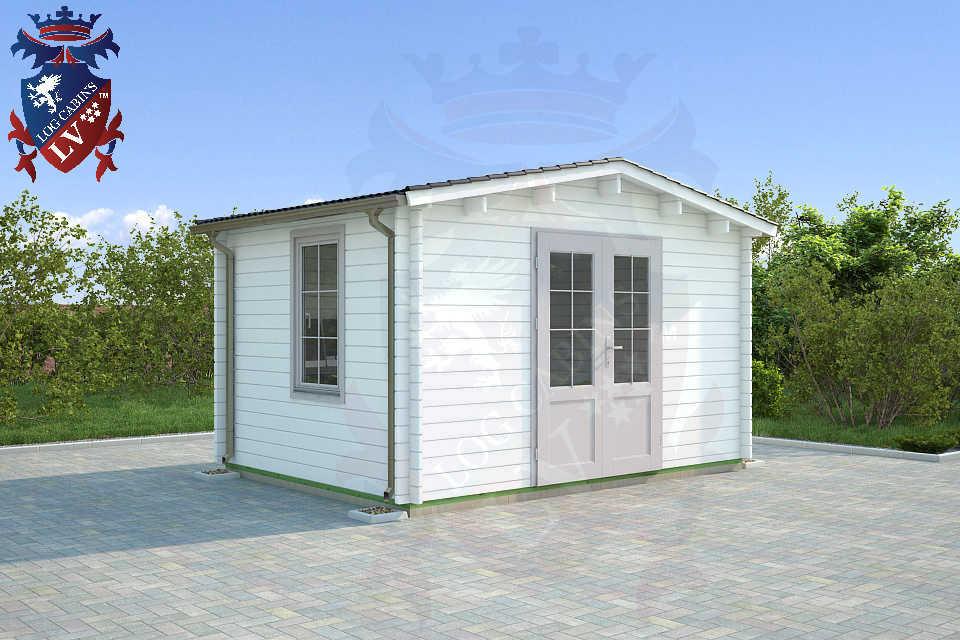 garden timber buildings, timber cabins, log cabins