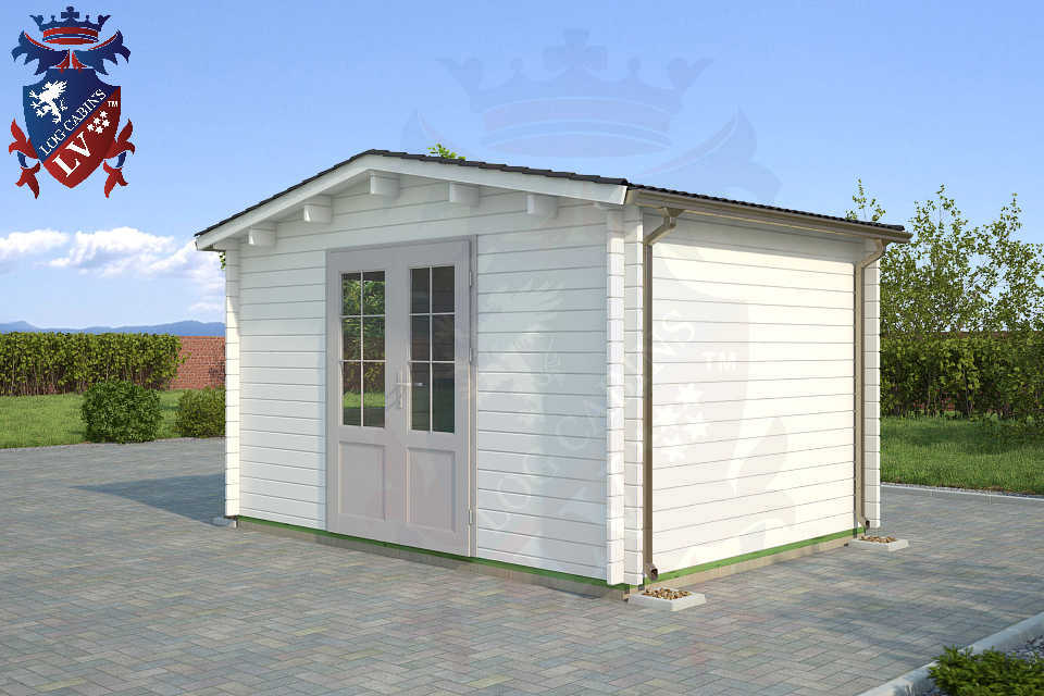 quality log cabins for sale