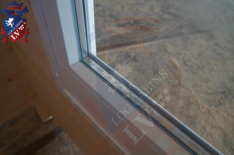 Deluxe Log Cabins Windows and Doors  1