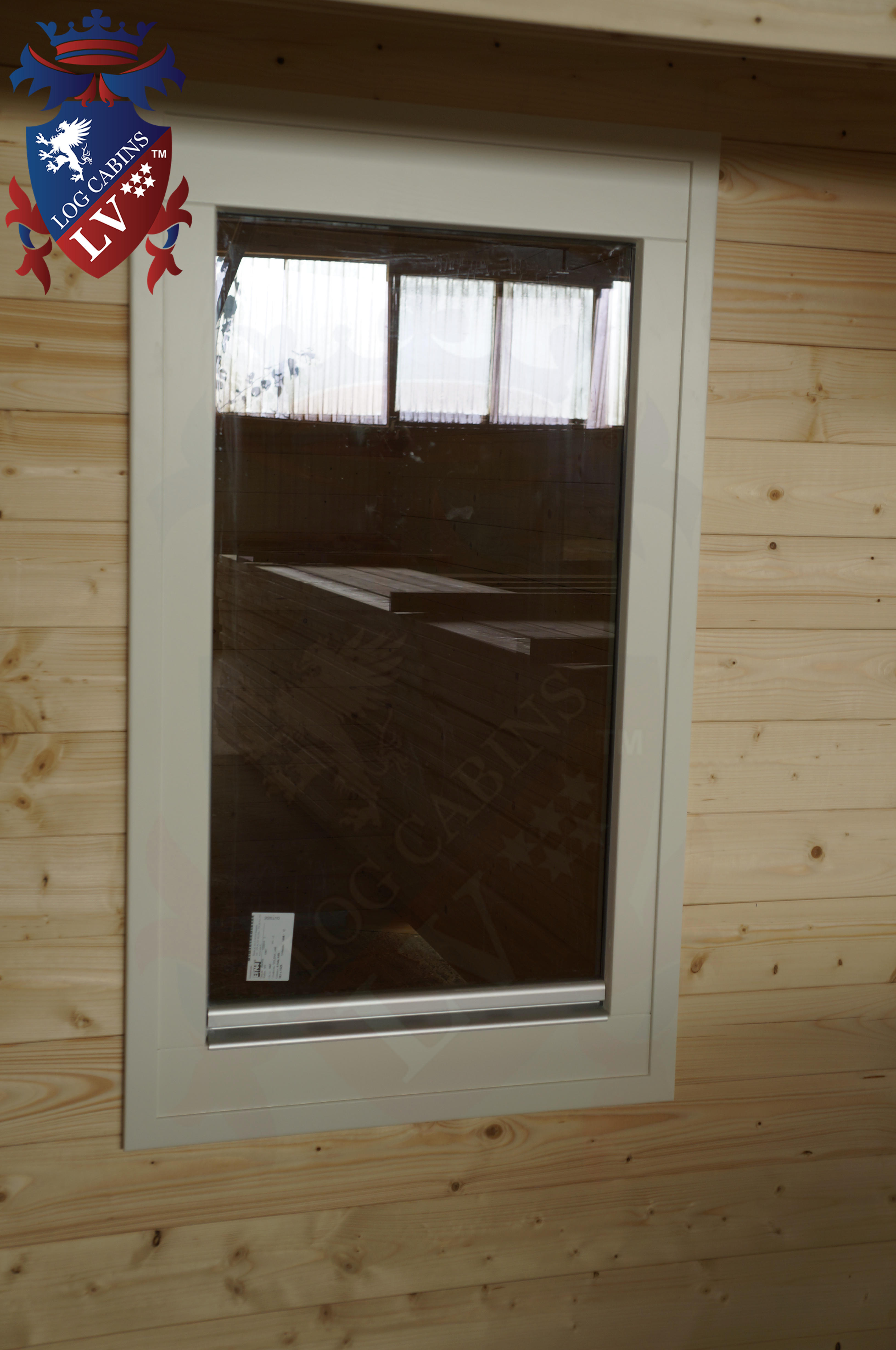 Deluxe Quality windows and doors, log cabins, LV   13