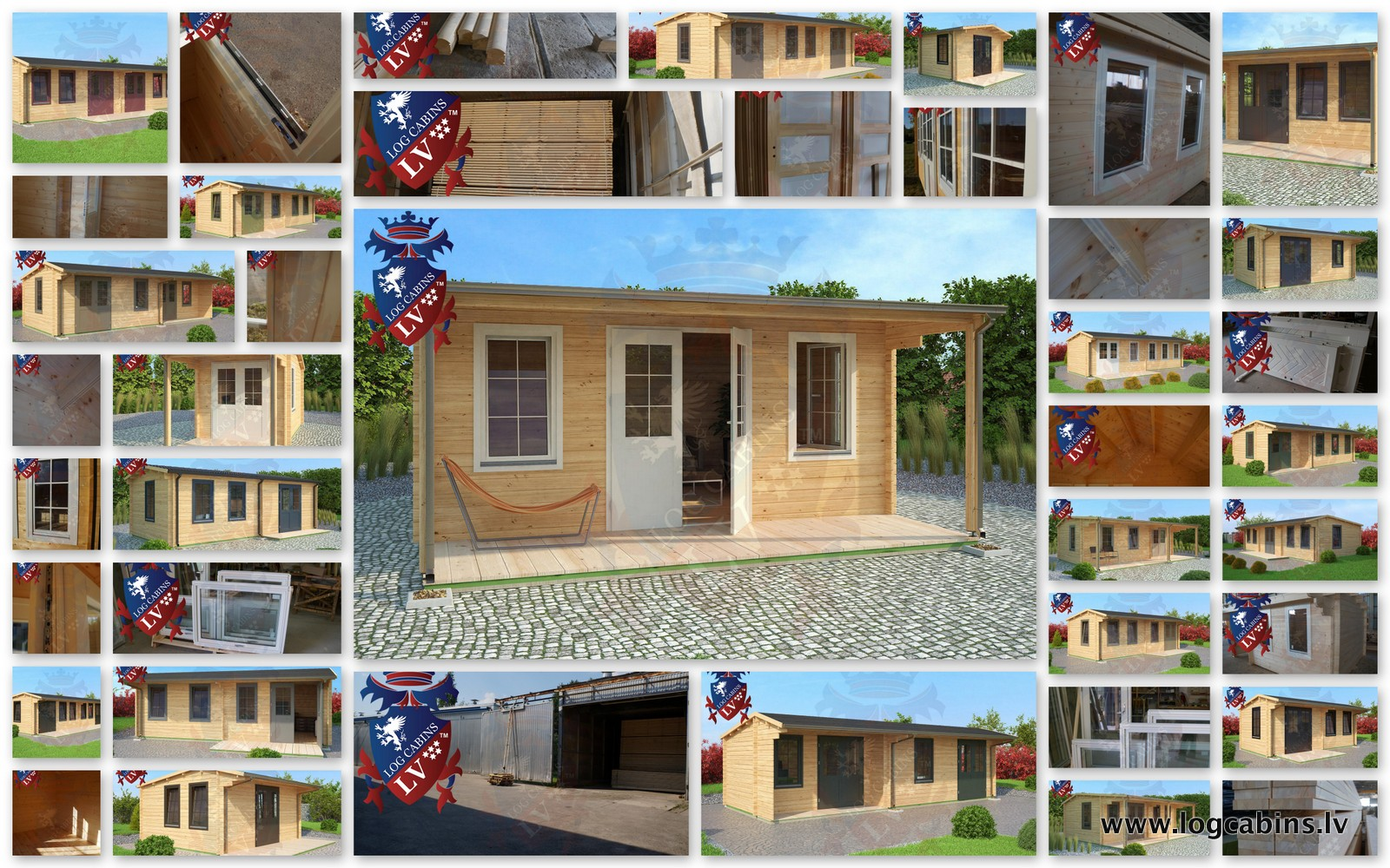 log cabins uk deluxe range 2016