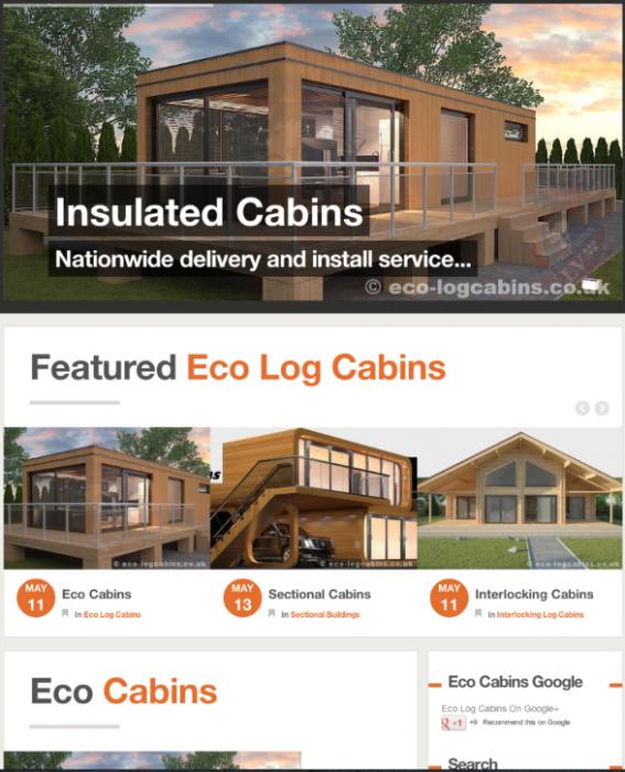 Eco-Logcabins.lv