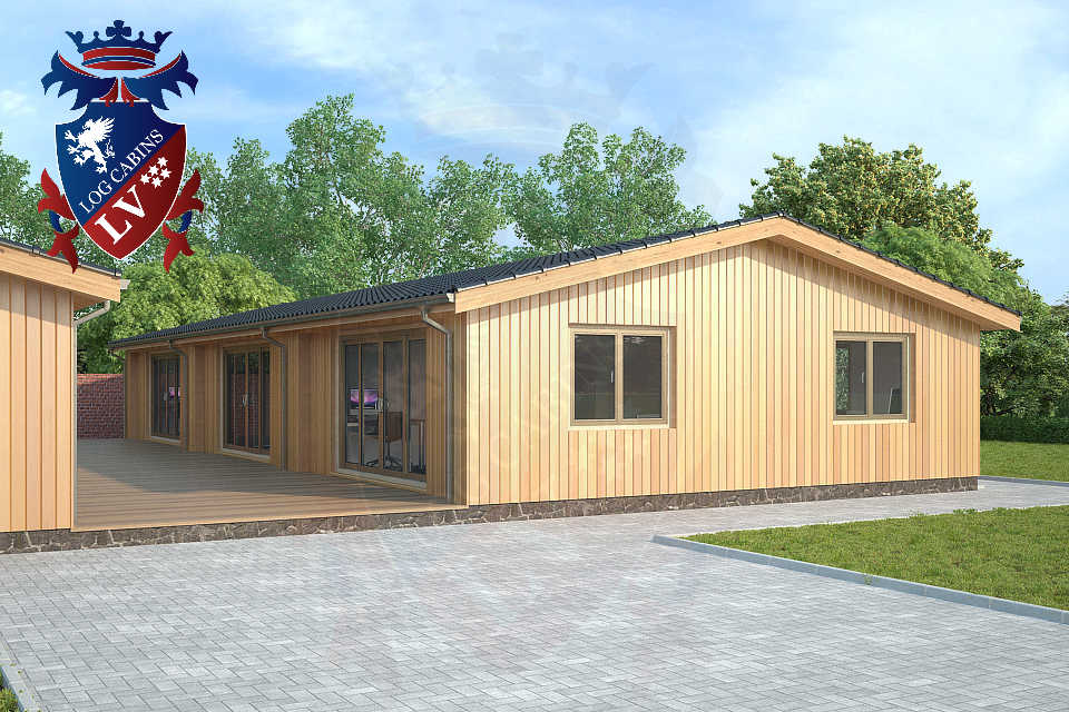 Educational Timber Frame Classrooms  186