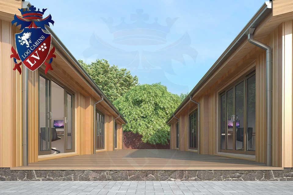 Educational Timber Frame Classrooms  209