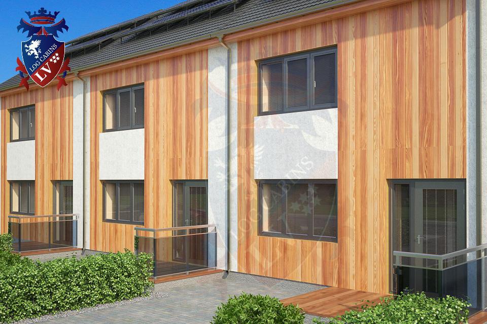 Energy Efficient Passive Housing   09