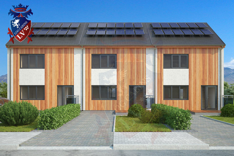 Energy Efficient Passive Housing   10