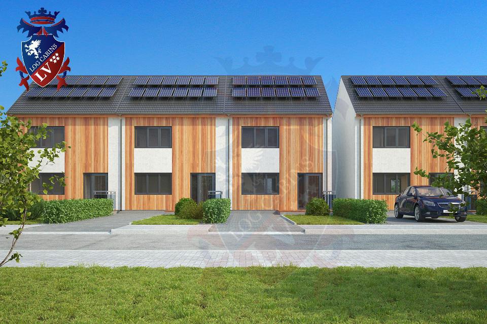 Energy Efficient Passive Housing   14