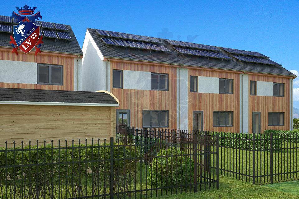 Energy Efficient Passive Housing   16
