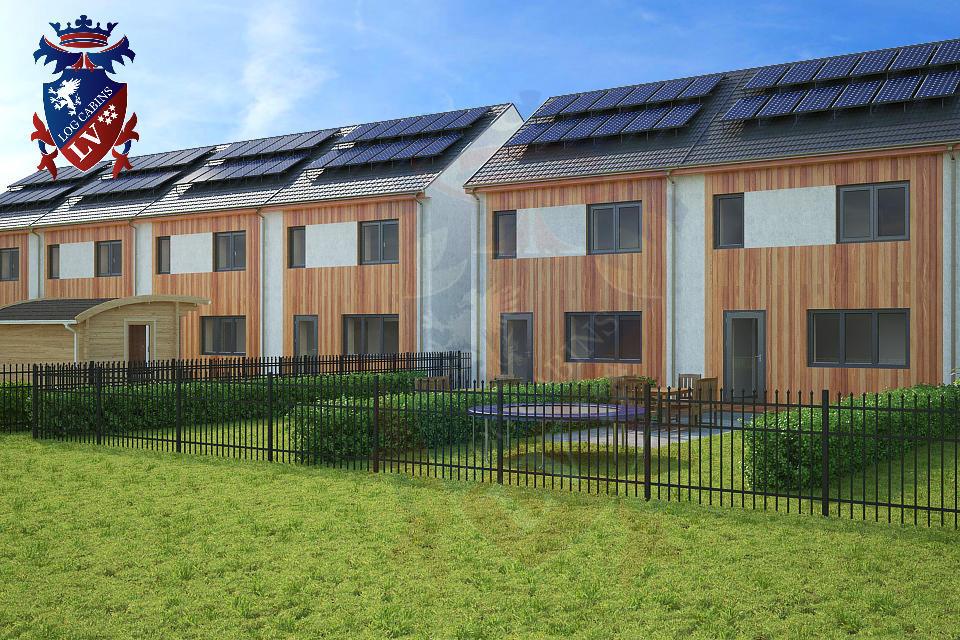 Energy Efficient Passive Housing   17