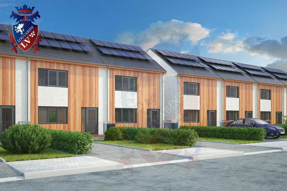 Energy Efficient Passive Housing   20