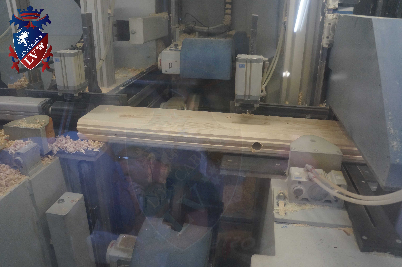 Engineered Glulam Log Cabins  134