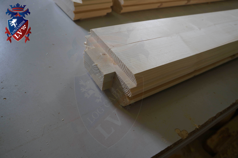 Engineered Glulam Log Cabins  173