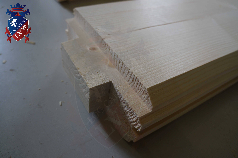 Engineered Glulam Log Cabins  199