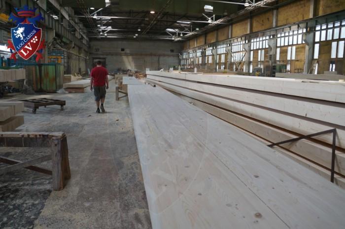 Engineered Glulam Log Cabins  342