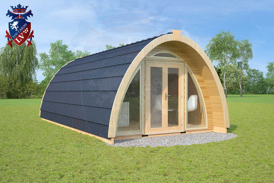family camping pods