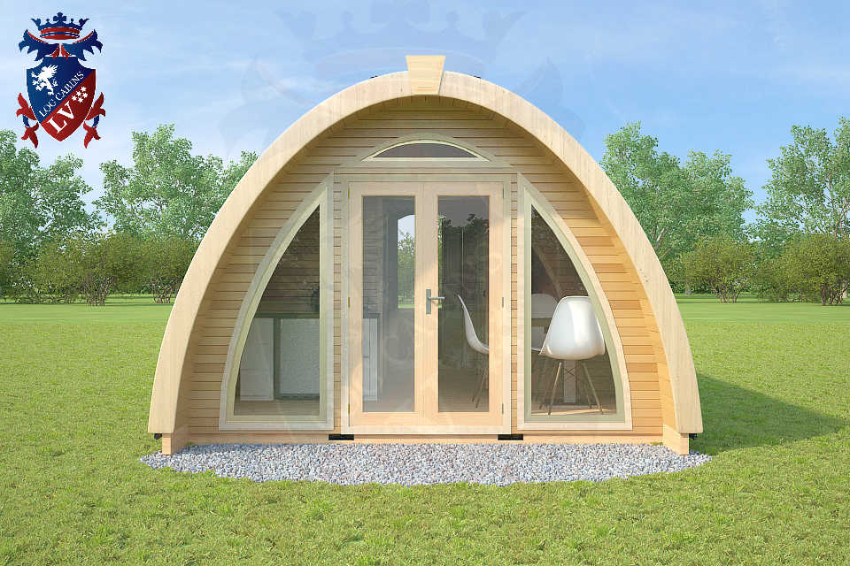 Family Camping Pod  20
