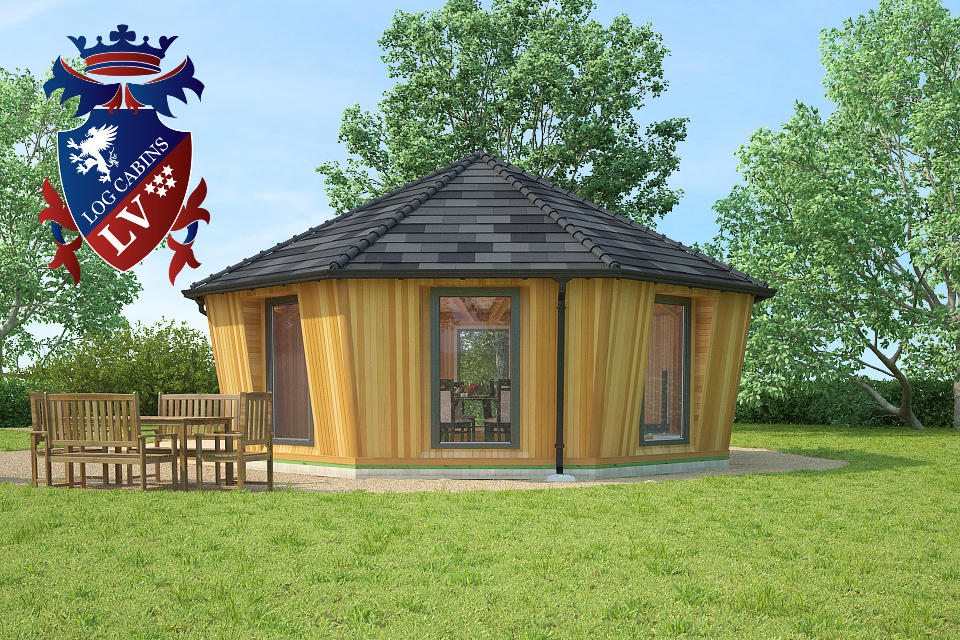 Insulated timber sheds
