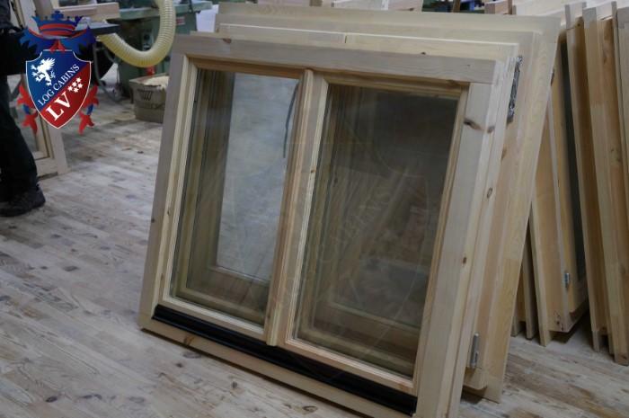 Garden Log Cabins 057