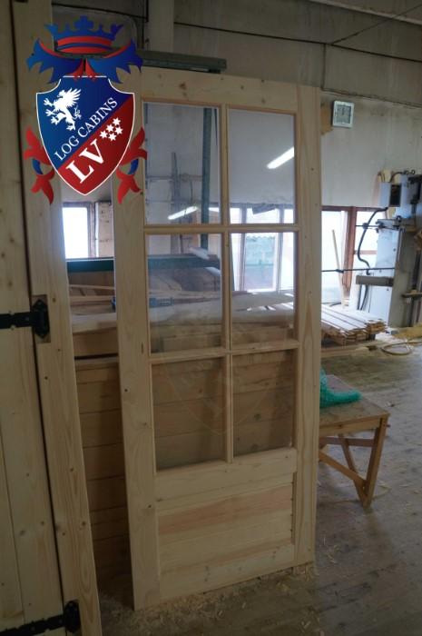 Garden Log Cabins 543