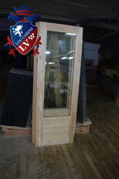 Garden Log Cabins 597
