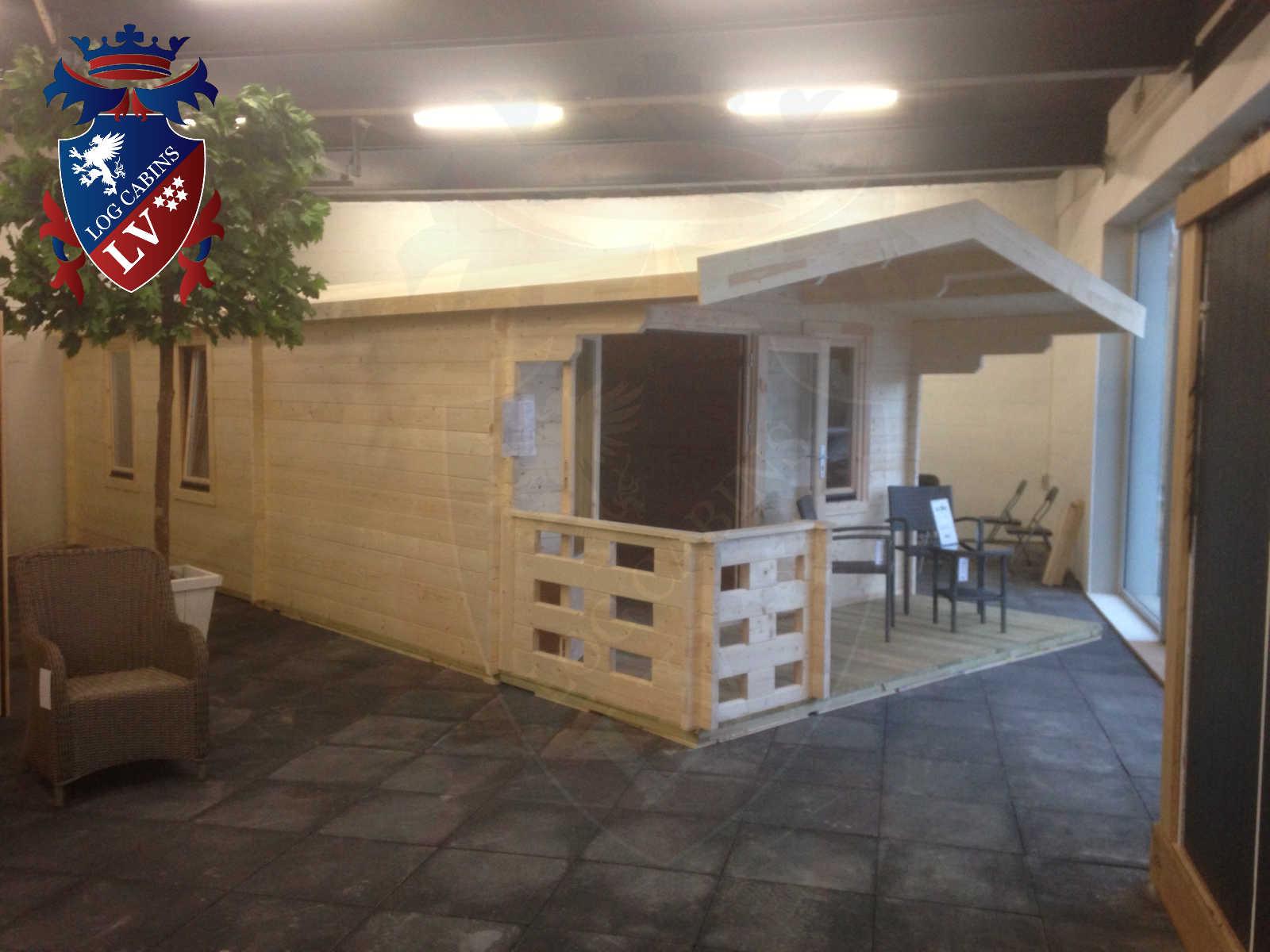 Garden Log Cabins 705