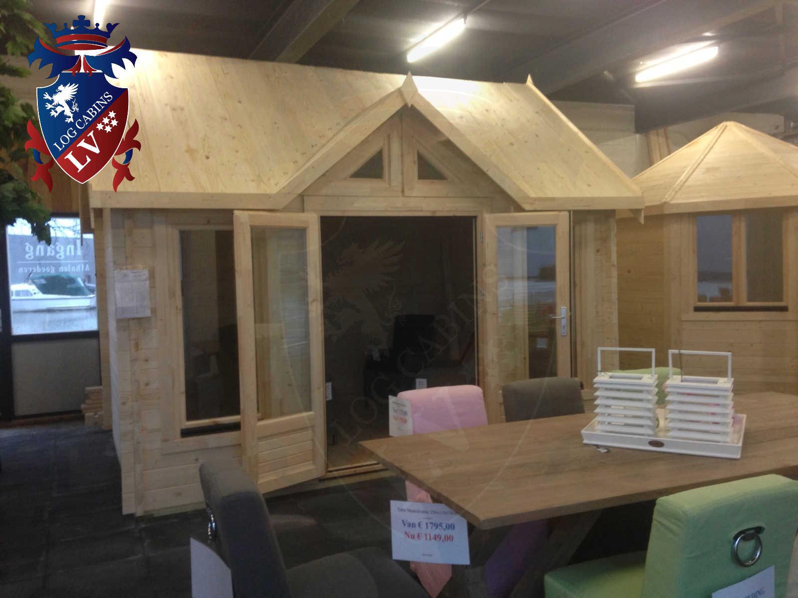 Garden Log Cabins 759