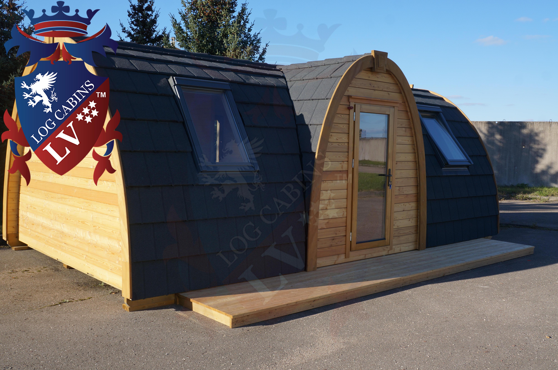 Glamping Camping Pods UK  03