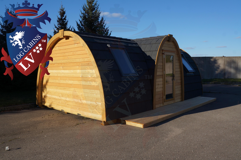 Glamping Camping Pods UK  07