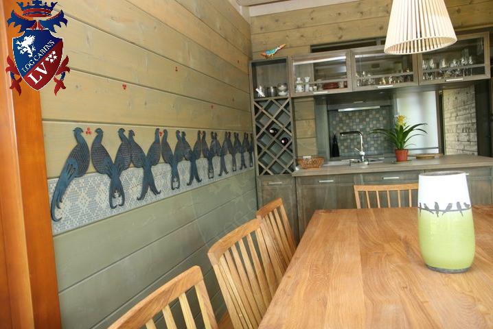 Glulam Log Cabins  075