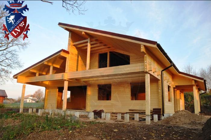 Glulam Log Cabins  111