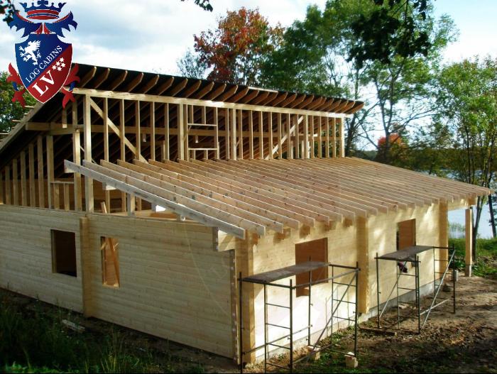 Glulam Log Cabins  129