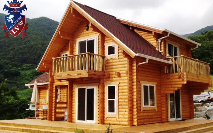 Glulam Log Cabins  183