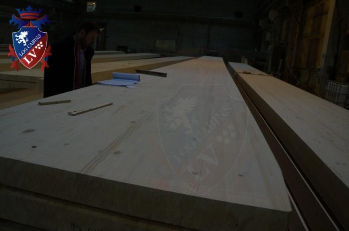 Glulam Log Cabins- Beams- Logs- Balks 2015    6