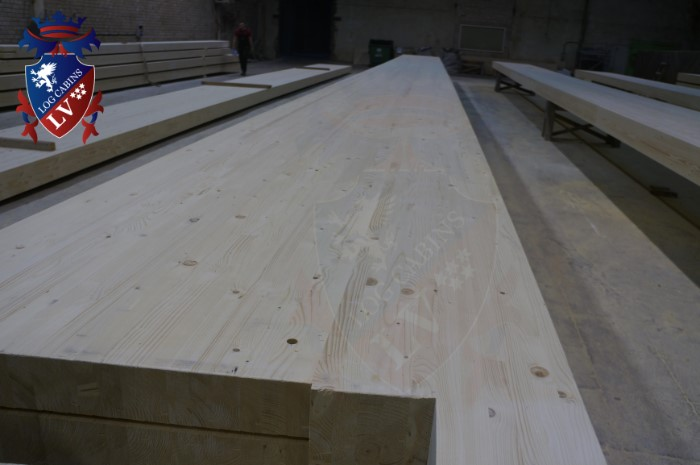 Glulam Log Cabins- Beams- Logs- Balks 2015    7