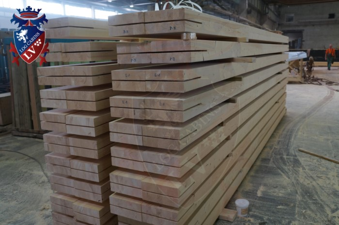 Glulam Log Cabins-Glulam Residential Log Cabins 49