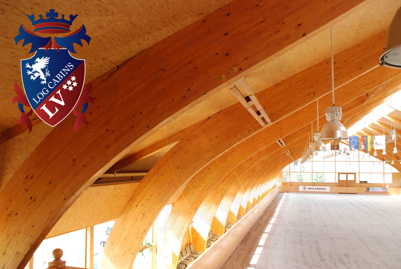 Glulam Log Cabins- Glulam log cabin buildings 274