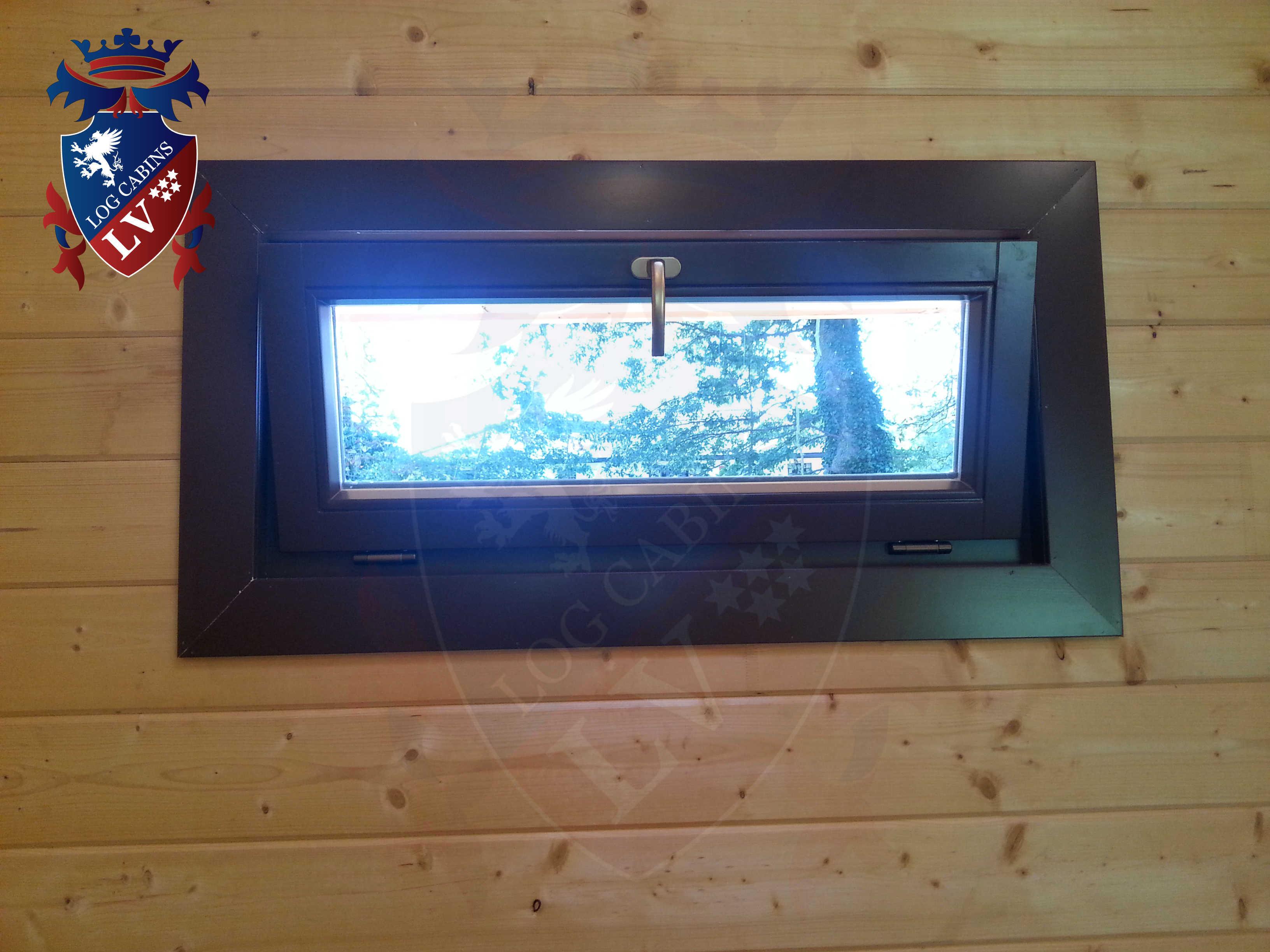 Glulam Log Cabins - Log Cabins LV- 17