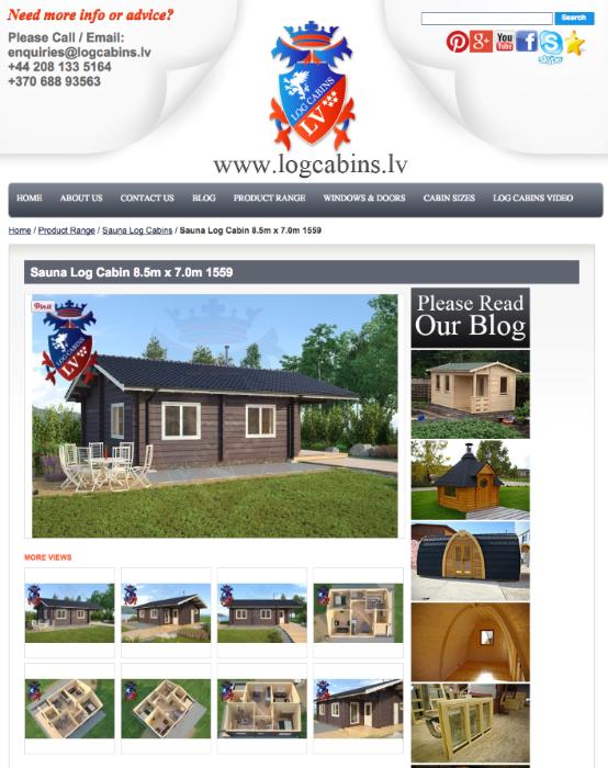 Sauna Cottages