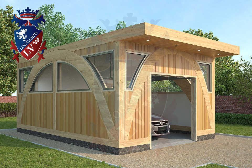 Carport Timber Frame Carport